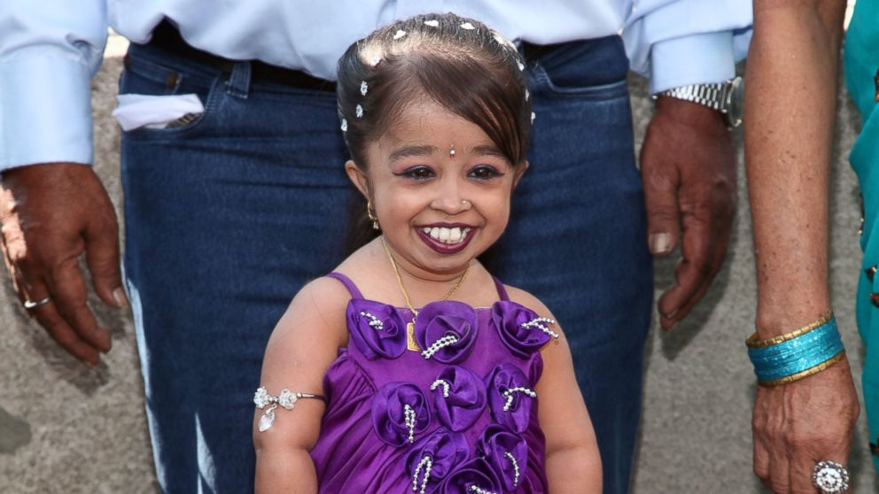 Jyoti Amge, World's Smallest Woman, Joins Cast of ...