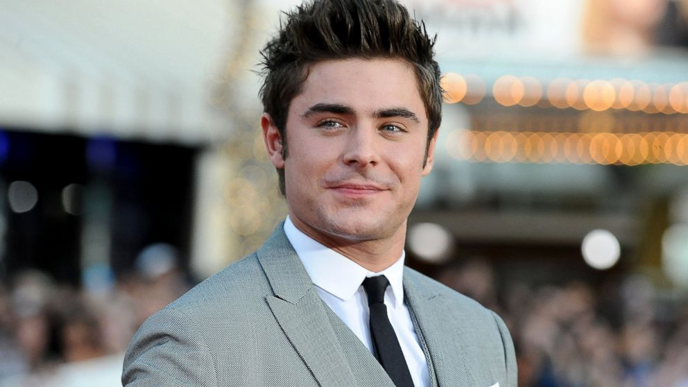 PHOTO Zac Efron attends the Zac Efron