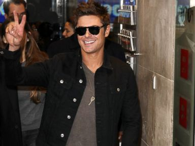 How Zac Efron Knew He Needed to Go to Rehab