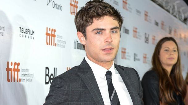 GTY zac efron tk 131016 16x9 608 Zac Efron Goes Nude, Reflects on Tough Times: My Family Is My Rock