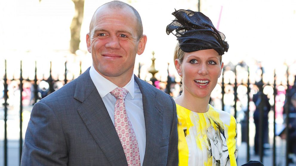 PHOTO: Zara Phillips Expecting Child