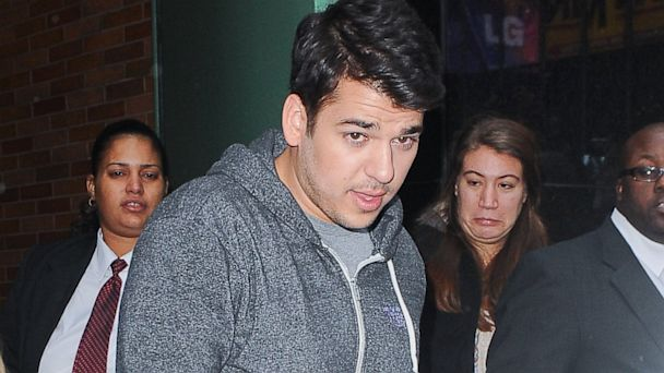 PHOTO: Rob Kardashian