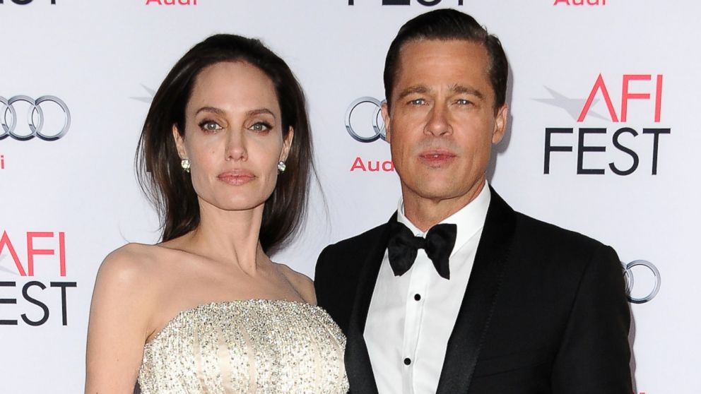 Brad wants to seal custody docs after Angelina made them public