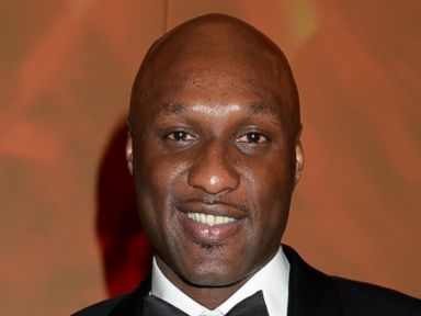 Lamar Odom Makes First Public Appearance Since Hospitalization