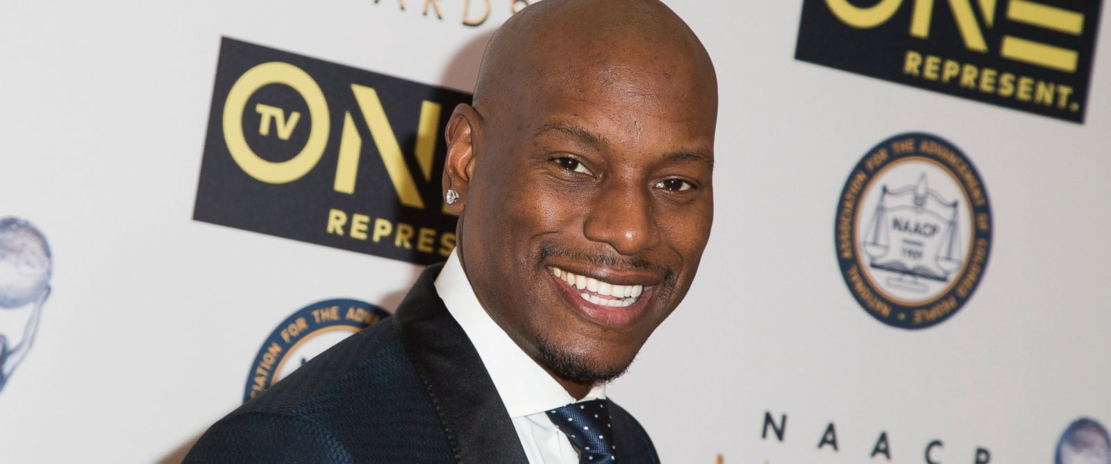PHOTO: Tyrese Gibson attends the 47th NAACP Image Awards Nominees luncheon on Jan. 23, 2016 in Beverly Hills, Calif.