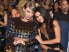 Taylor Swift and Selena Gomez Shares a Squeeze