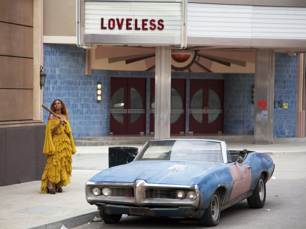 PHOTO: Beyonces second visual album Lemonade was released Saturday, April 23, 2016.