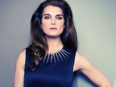 Brooke Shields: 'I Was Such a Nerd'
