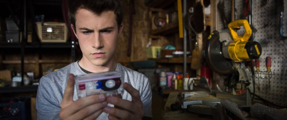 "PHOTO: Dylan Minnette in Netflixs ""13 Reasons Why."""