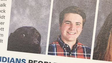 Touching reason a high school featured student's dog in yearbook