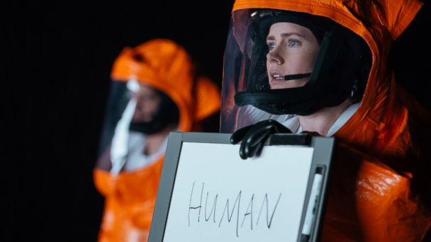 PHOTO: Amy Adams as Louise Banks in ARRIVAL by Paramount Pictures