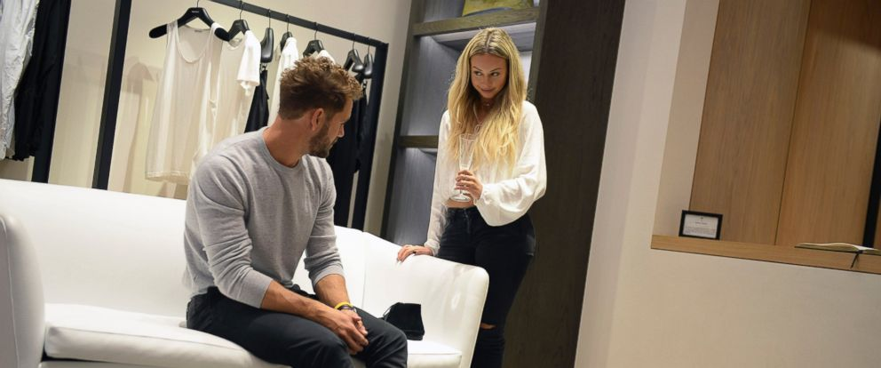 "PHOTO: Nick Viall and Corinne on ""The Bachelor,"" which aired on Feb. 20, 2017."