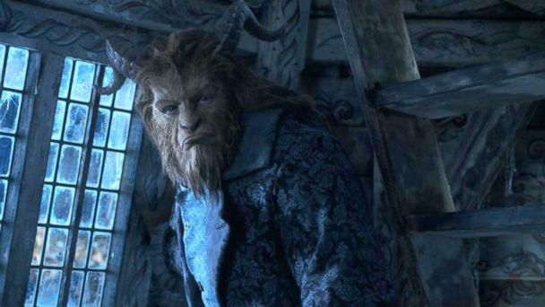 PHOTO: Dan Stevens in the movie,