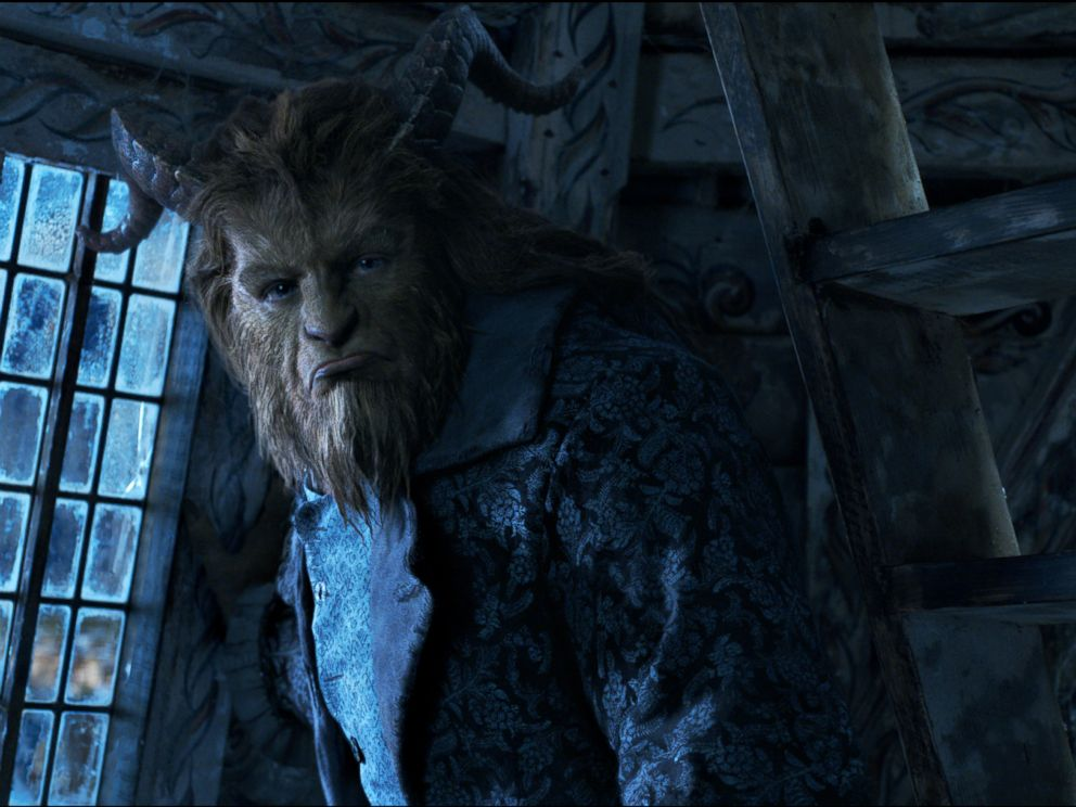 PHOTO: Dan Stevens plays the Beast in Disneys Beauty and the Beast, directed by Bill Condon.