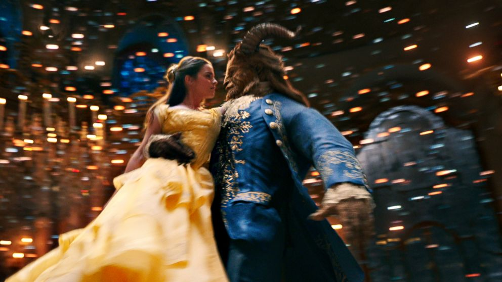 This 'Beauty and the Beast' Promposal is Seriously Everything