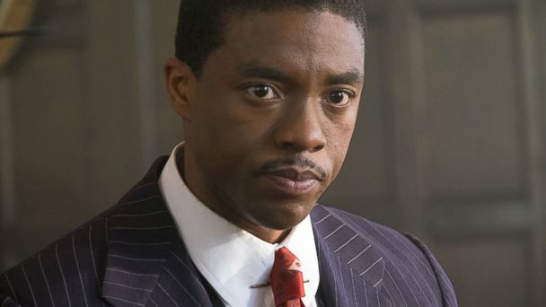 PHOTO: Chadwick Boseman portrays Supreme Court Justice Thurgood Marshall in a new movie by Open Road Films,