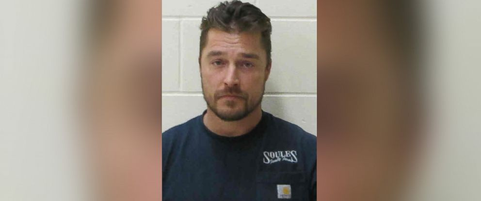 PHOTO: Chris Soules was arrested in Buchanan County, Iowa on April 24, 2017.