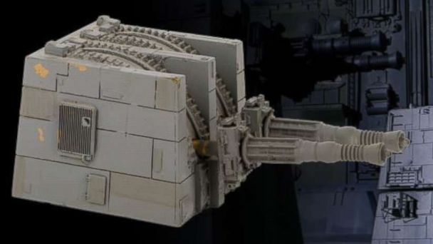 PHOTO: Profiles in History auctions off Death Star Turbolaser Turret from
