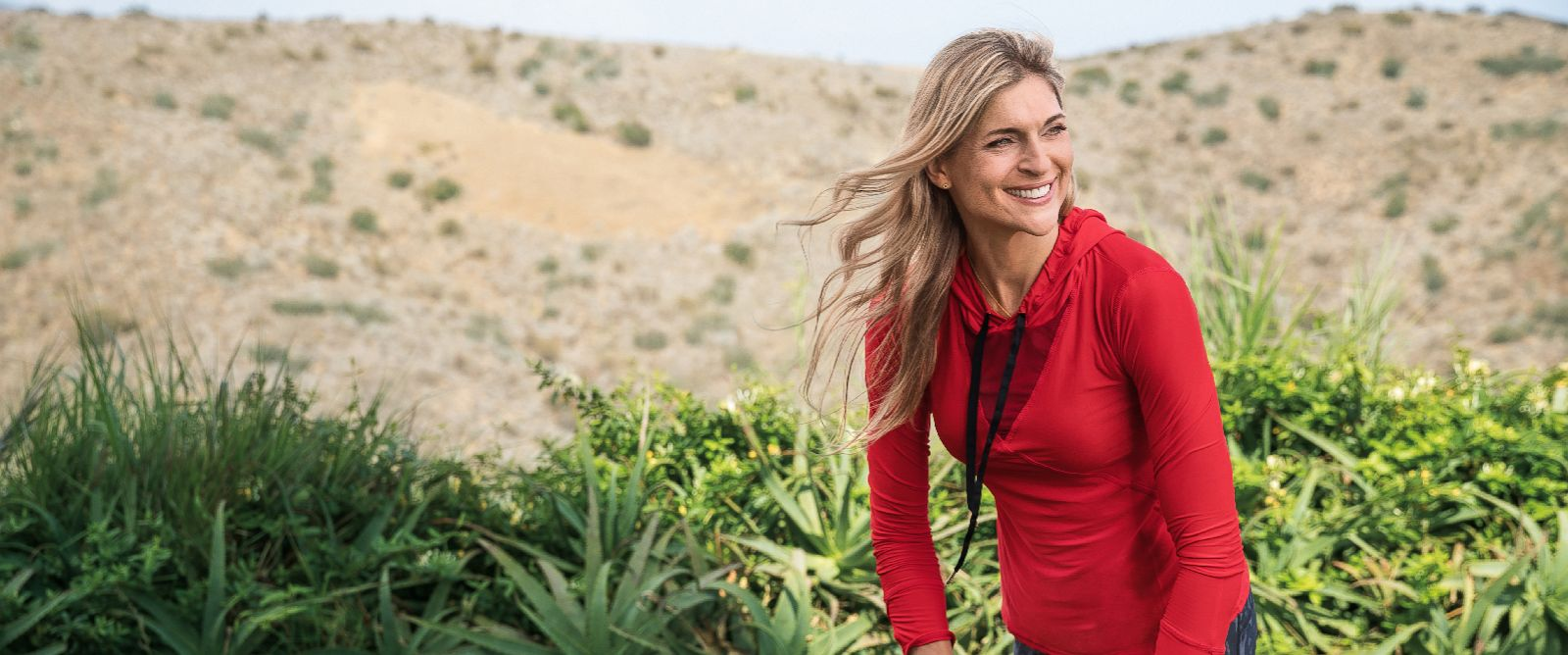 """PHOTO: Former professional volleyball player Gabby Reece is bringing her signature high-intensity circuit workout to """"Good Morning America"""" viewers in an exclusive live stream."""