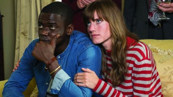 PHOTO: Daniel Kaluuya and Allison Williams in the movie