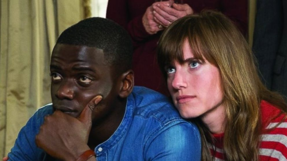PHOTO: Daniel Kaluuya and Allison Williams in the movie