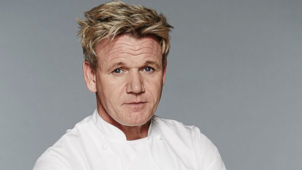 PHOTO:Gordon Ramsay is coming to Times Square and