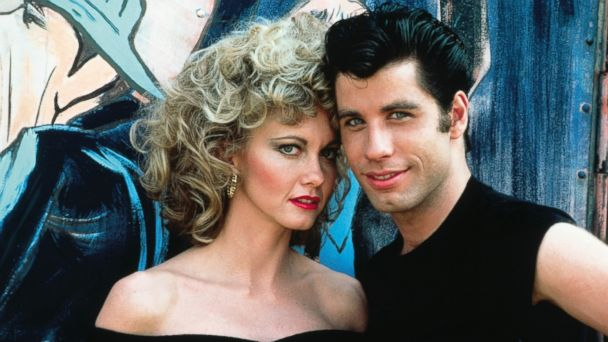 PHOTO: John Travolta and Olivia Newton-John in the film