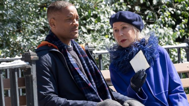 PHOTO: Will Smith and Helen Mirren in