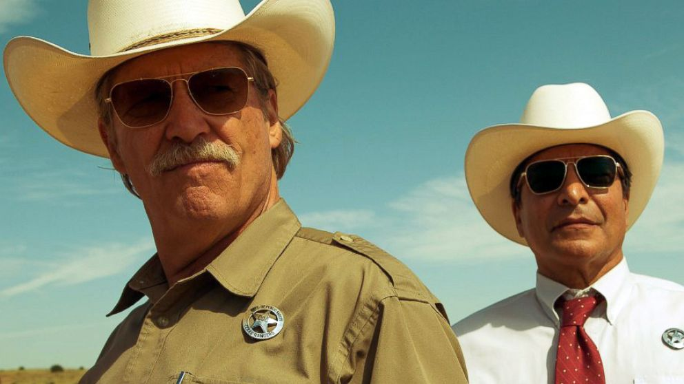PHOTO: Jeff Bridges and Gil Birmingham in the move