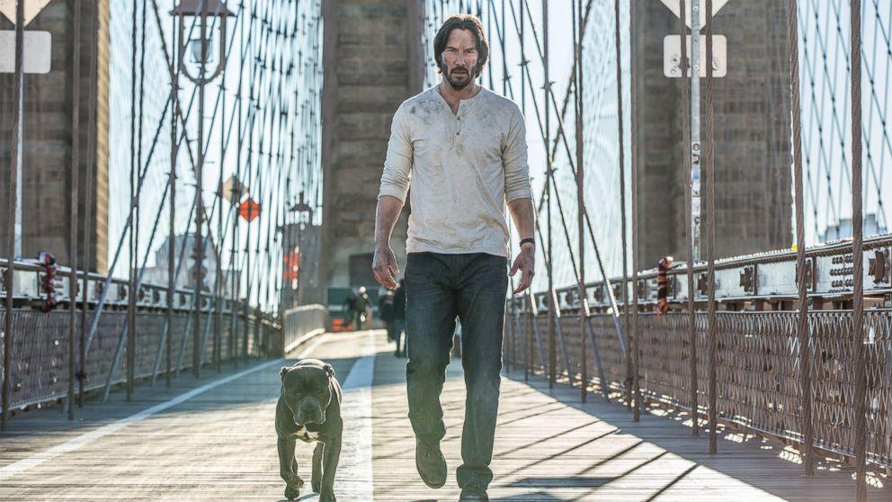 PHOTO: Keanu Reeves stars as 'John Wick' in