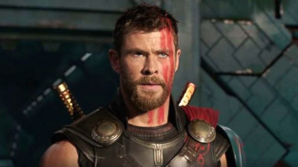PHOTO: Chris Hemsworth in a scene from