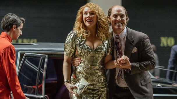 PHOTO: Matthew McConaughey and Bryce Dallas Howard in