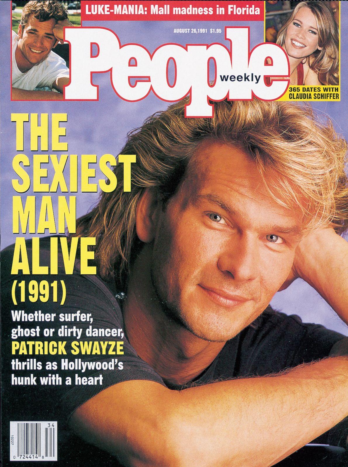 Sexiest man alive full list