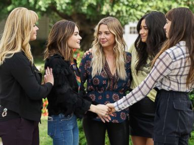 'Pretty Little Liars' series finale recap: Who is A.D., who got married, who's pregnant
