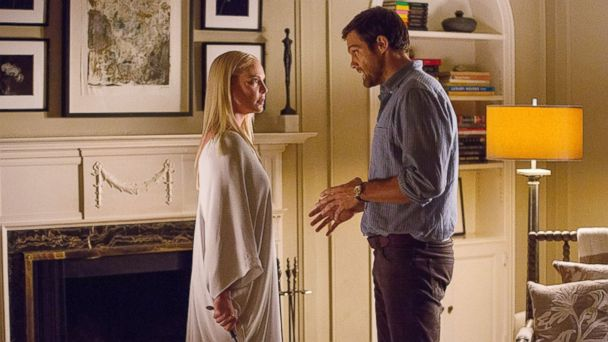PHOTO: Katherine Heigl and Geoff Stults in a scene from