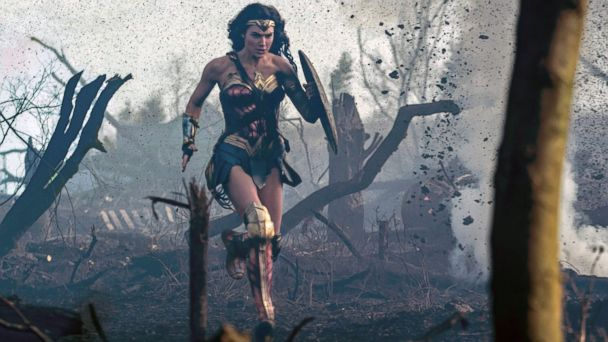 PHOTO: Gal Gadot in a scene from the movie,