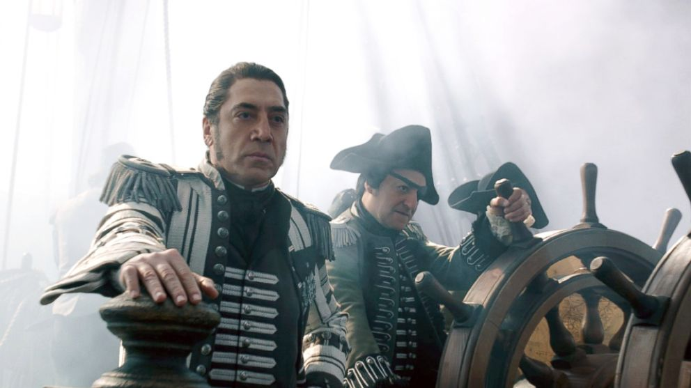 Pirates of the Caribbean 5's Directors: 'We Chased the Job'