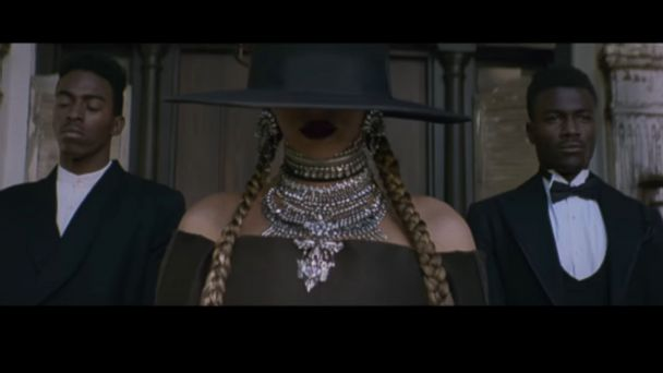 PHOTO: Beyonce is seen in her video
