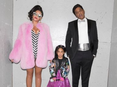 Beyonce and Jay Z Channel Barbie and Ken for Halloween