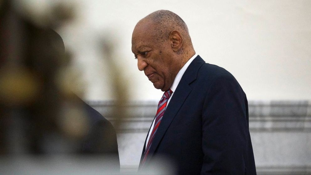 Bill Cosby told police his accuser didn't rebuff his sexual advances