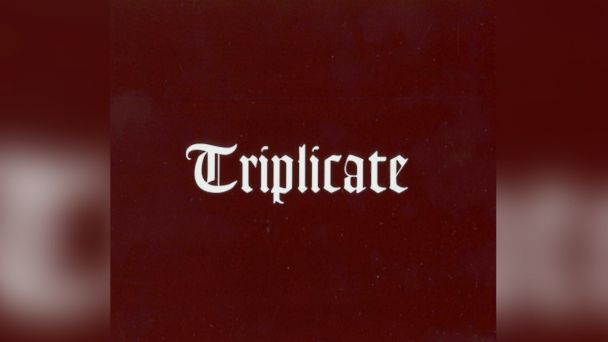 "PHOTO: Bob Dylan - ""Triplicate"""