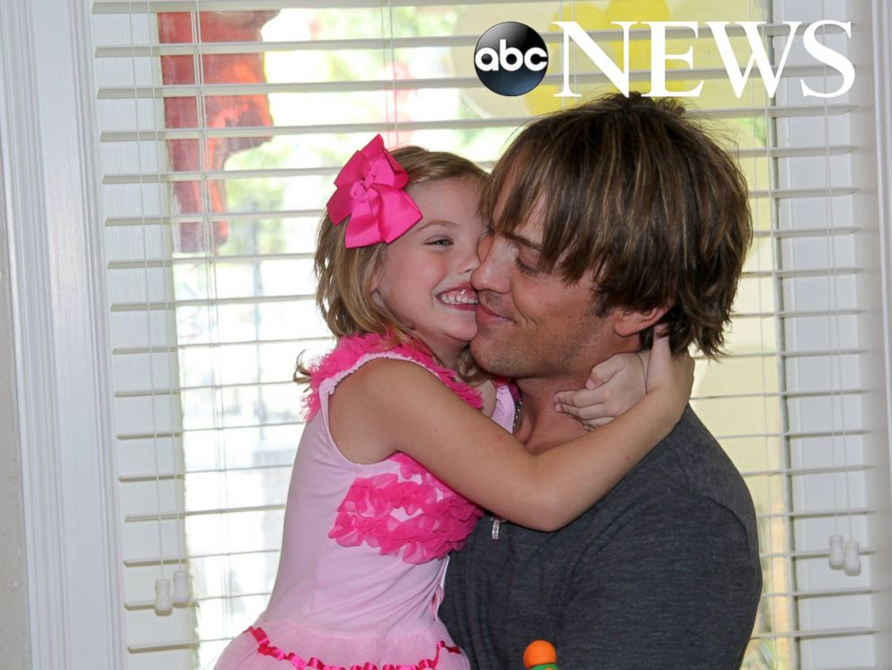 PHOTO: Larry Birkhead, pictured here with his daughter Dannielynn in 2010, said he has tried to give her a stable life away from the spotlight.