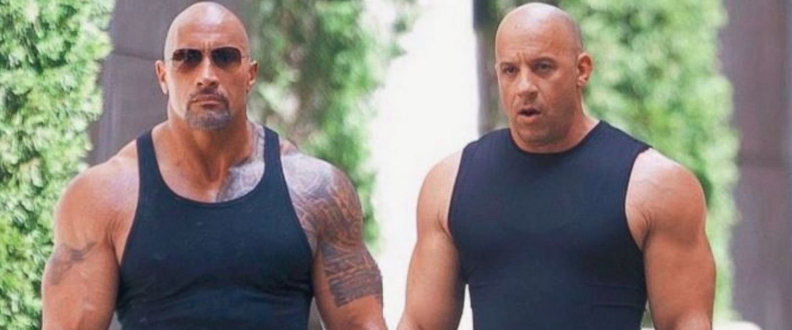 Vin Diesel says he's 'always rooting' for his 'Fast 8' co