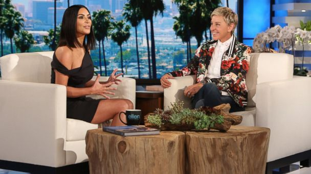 PHOTO: Kim Kardashian appears on