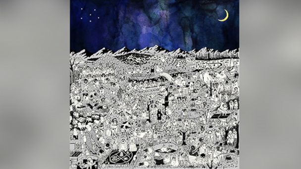 "PHOTO: ""Pure Comedy,"" by Father John Misty."