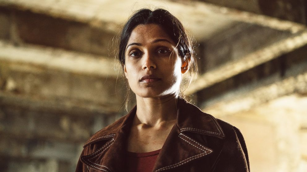 PHOTO: Freida Pinto appears in an episode of