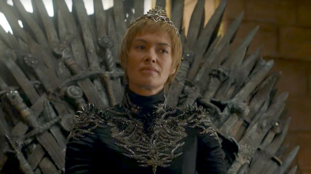 PHOTO: Lena Headey, as Cersei Lannister, in a scene from the season 7 trailer of HBO's