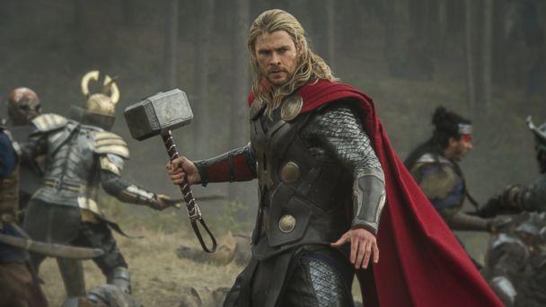 PHOTO: Chris Hemsworth is seen here in