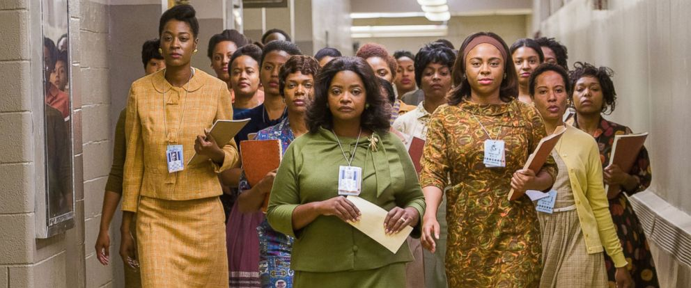 "PHOTO: Octavia Spencer as Dorothy Vaughn in ""Hidden Figures."""