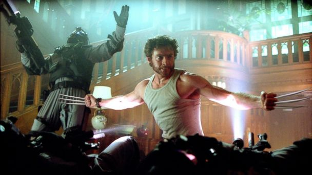 PHOTO: Hugh Jackman, as Wolverine, in a scene from
